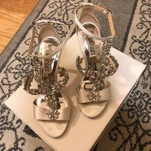 f1d026dcb10 Badgley Mischka Shoes - Munroe by Badgley Mischka Glamorous Evening Heel